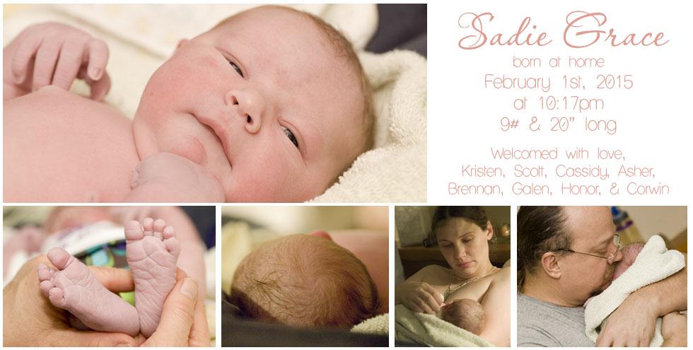 Traverse City Birth Photographer